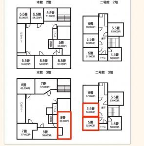 家具付き下宿で一人暮らしをスタート|札幌桑園の下宿上野